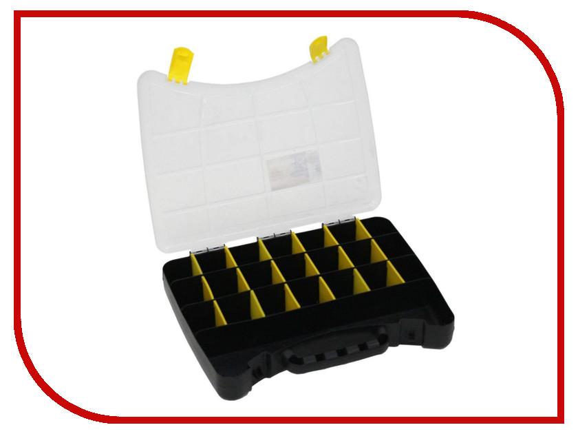 Ящик для инструментов Вихрь 16 дюймов с замком 40х30х6см