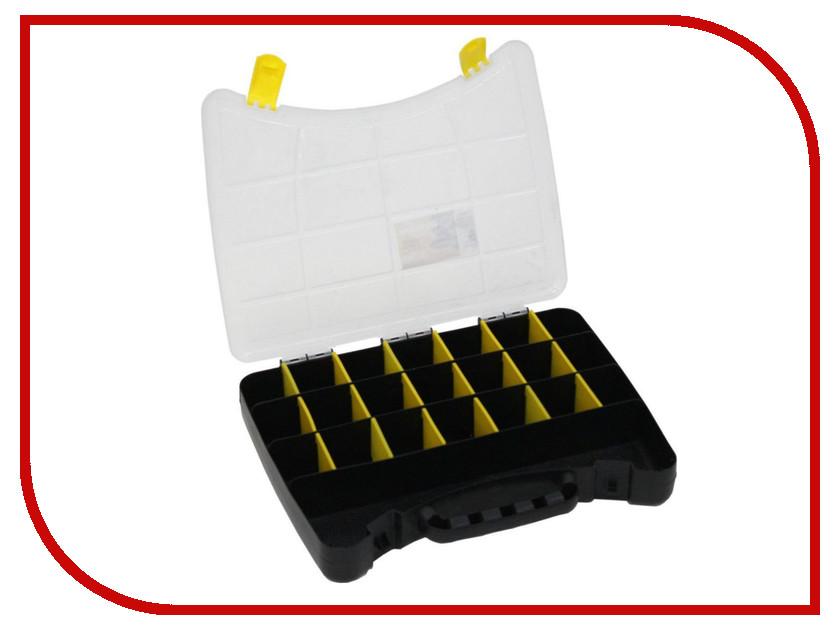 Ящик для инструментов Вихрь 12 дюймов с замком 30х22.5х4.5см