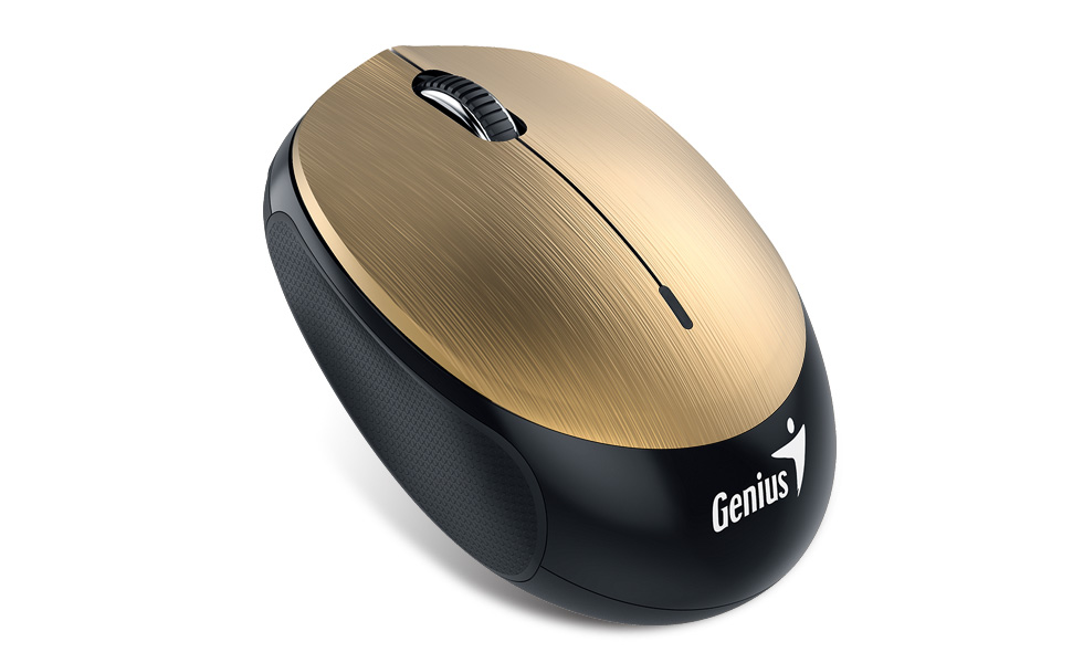 Мышь Genius NX-9000BT V2 Gold