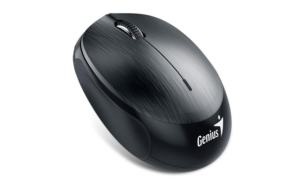 Мышь Genius NX-9000BT V2 Iron Gray