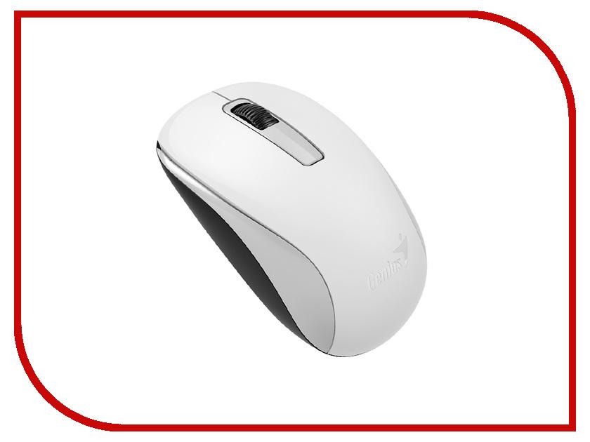 Мышь беспроводная Genius NX-7005 USB White