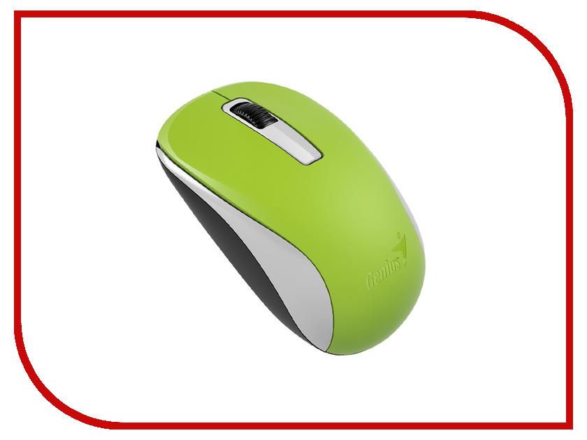 Мышь беспроводная Genius NX-7005 USB Green