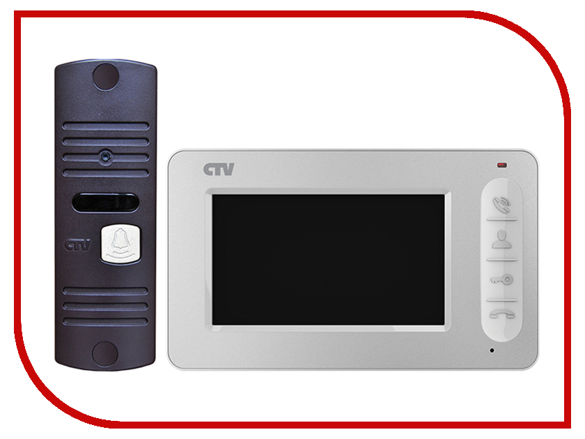 Комплект CTV CTV-DP400 W White