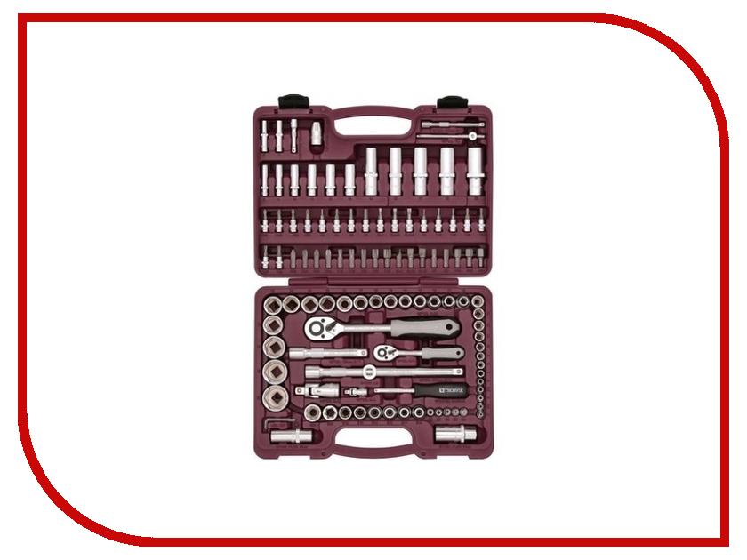Набор инструмента Thorvik UTS0108 пневмоинструмент thorvik aag0410