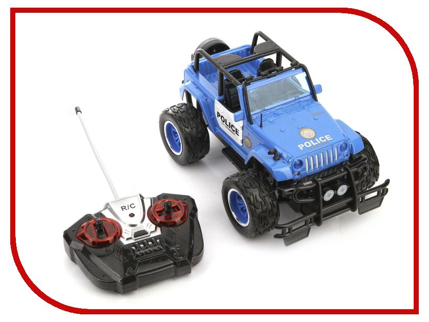 Радиоуправляемая игрушка Yako Toys Драйв Джип полиция 52853