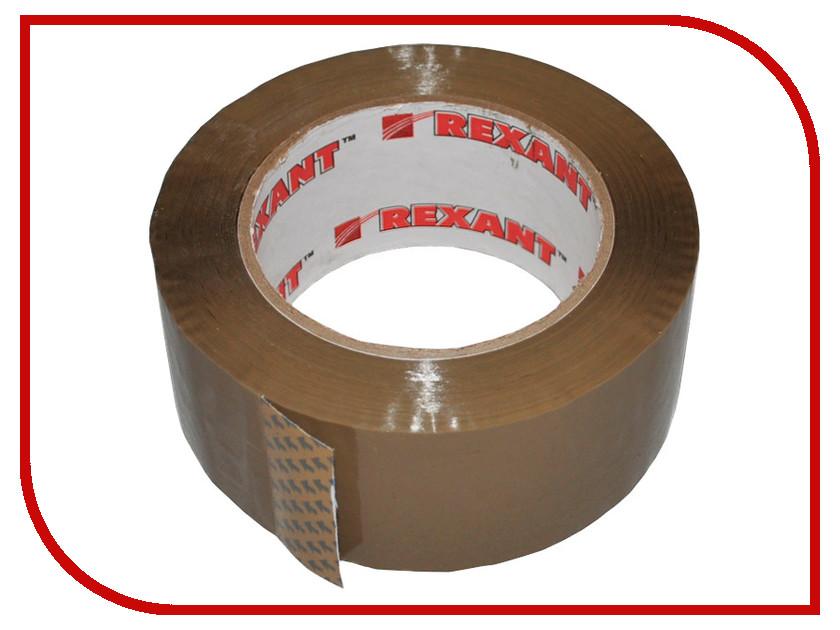 Клейкая лента для упаковки (Скотч) Rexant 48мм 150м 6шт 09-4214