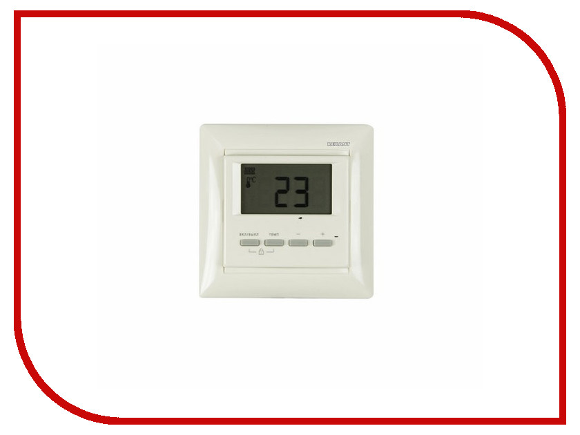 Терморегулятор Rexant RX-511H Beige 51-0567 терморегулятор