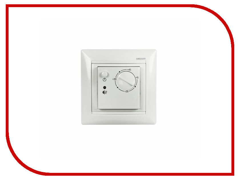 Терморегулятор Rexant RX-308B White 51-0562 терморегулятор