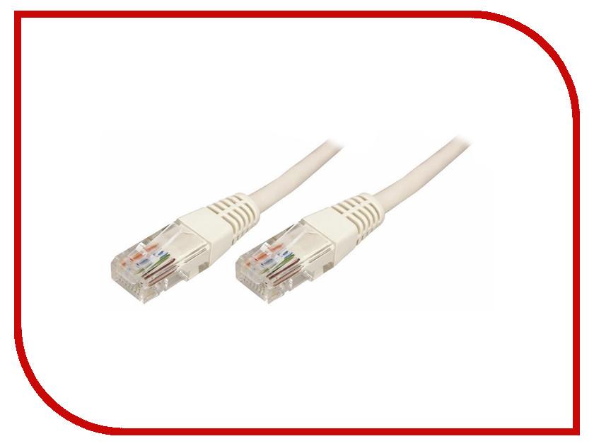 Сетевой кабель Rexant UTP cat.5e 15m Grey 18-1010