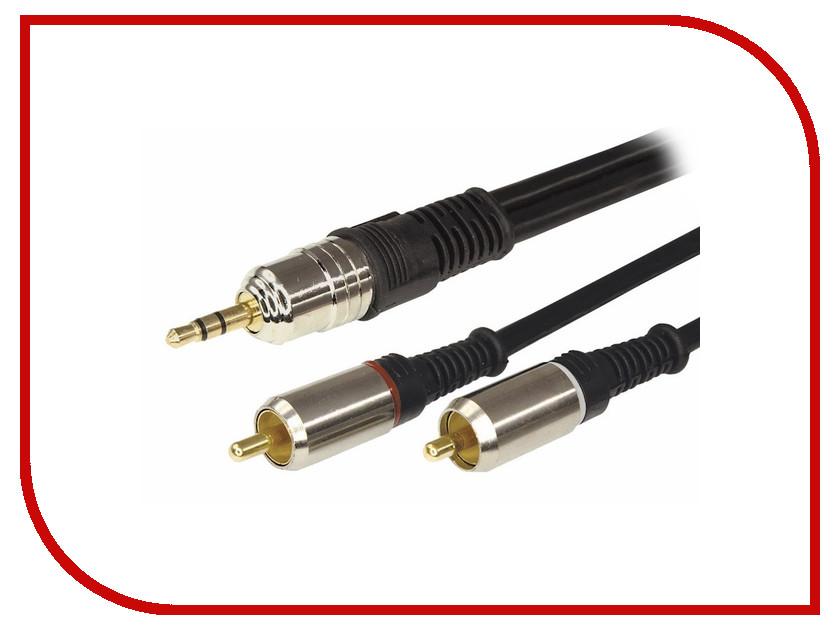 Аксессуар Rexant 3.5mm Stereo Plug - 2RCA Plug 7m 17-4226