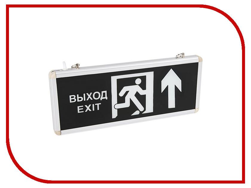 Светильник Rexant ВЫХОД EXIT В ДВЕРЬ ПРЯМО 74-0050