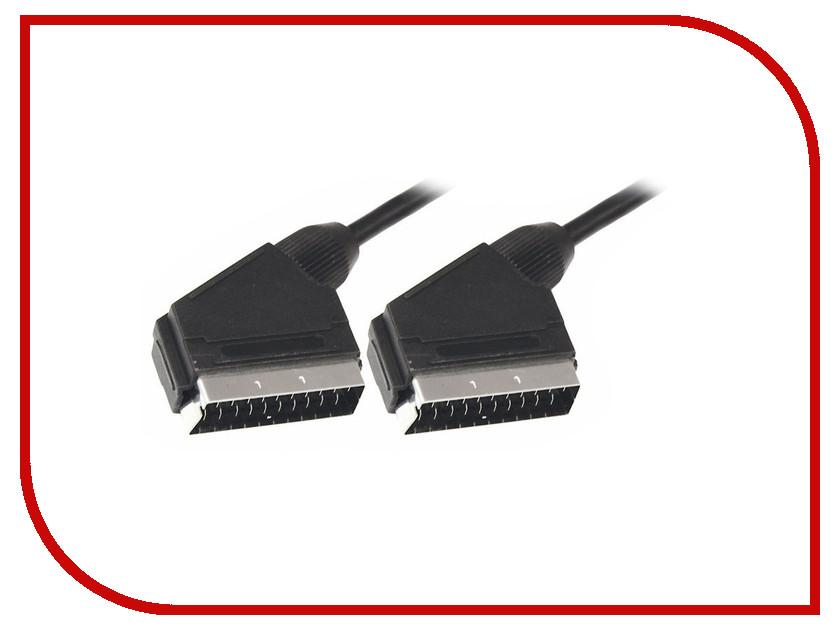 цена на Аксессуар Rexant SCART - SCART 21pin 1m 17-1102