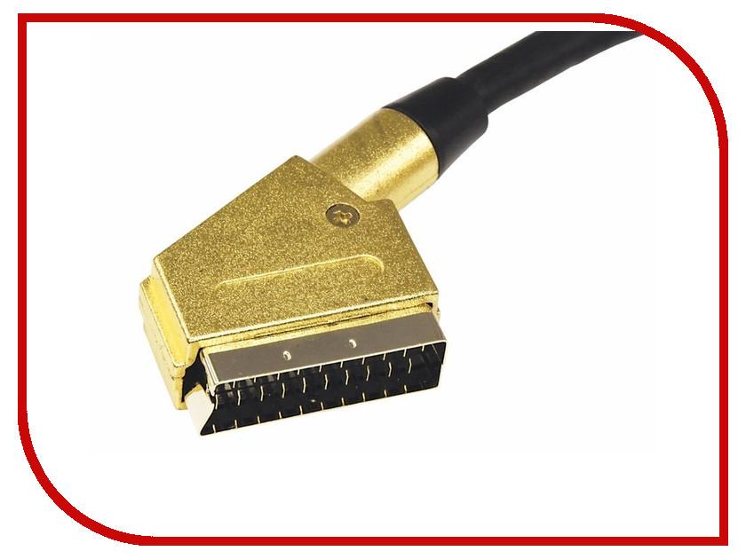 цена на Аксессуар Rexant SCART Plug - SCART Plug 21pin 1.5m 17-1113-1