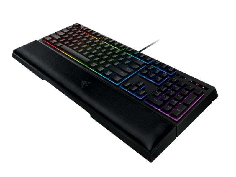 Клавиатура Razer Ornata Chroma RZ03-02040700-R3R1 игровая клавиатура razer blackwidow chroma v2 yellow switch