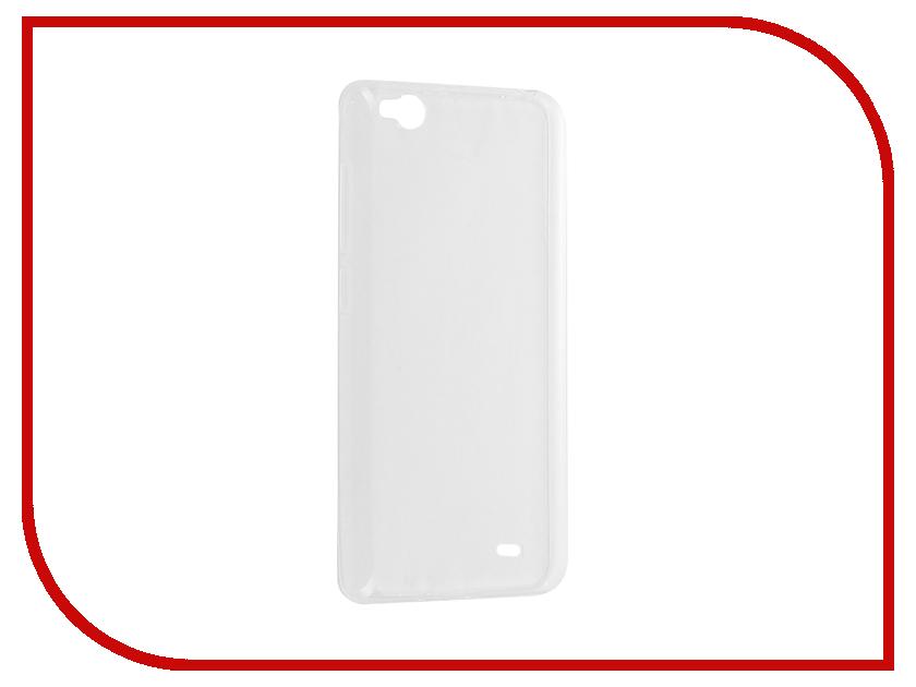 Аксессуар Чехол для Xiaomi Redmi 4A BoraSCO Silicone аксессуар чехол xiaomi redmi 4x borasco silicone transparent