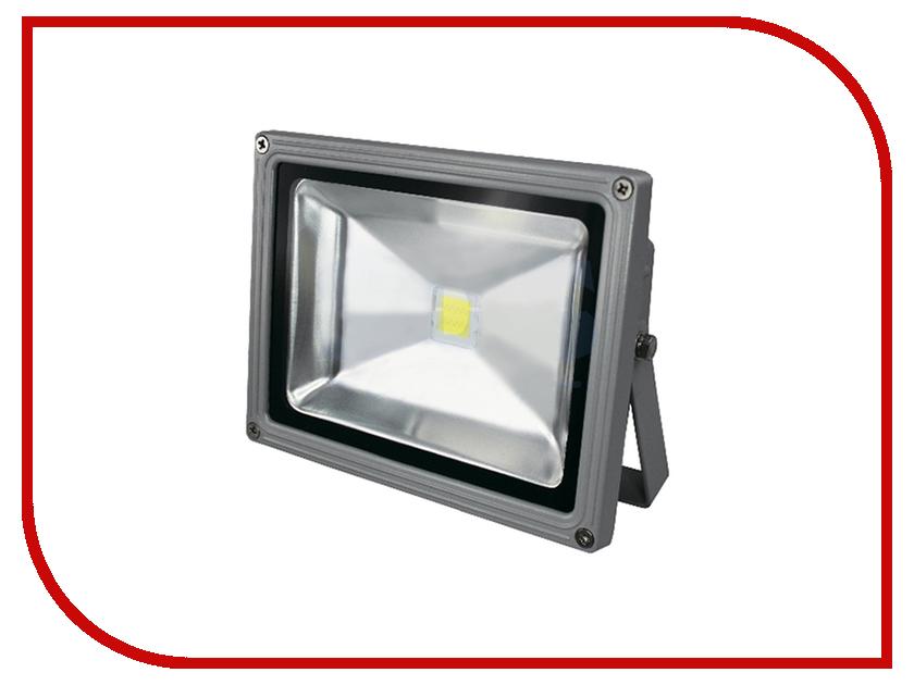 Лампа LAMPER FL-COB 20W 220V IP65 White 601-321