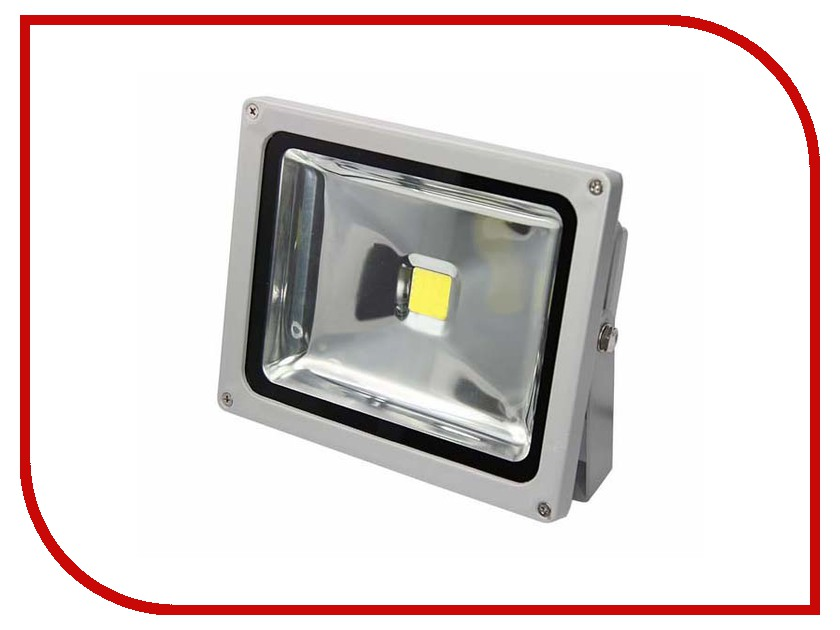 Лампа LAMPER FL-COB 30W 220V IP65 White 601-322