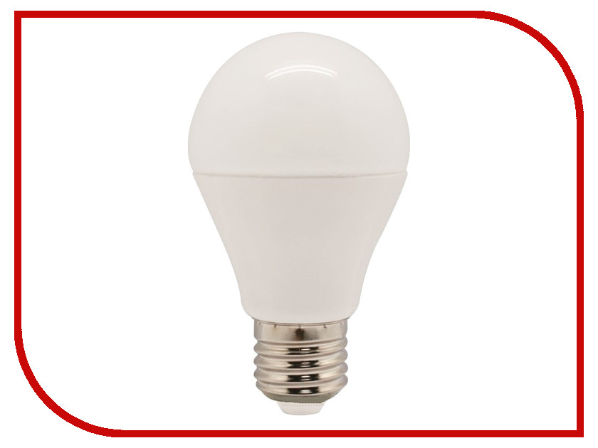 Лампочка LAMPER Premium A60 E27 7W 3000K 570Lm 220V 601-622 лампочка rev led a60 e27 7w 2700k premium filament теплый свет 32353 2