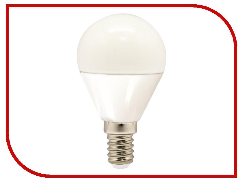 Лампочка LAMPER Premium G45 E14 7W 3000K 600Lm 220V 601-656 лампочка ecola globe led e14 7w g45 220v 4000k k4lv70elc