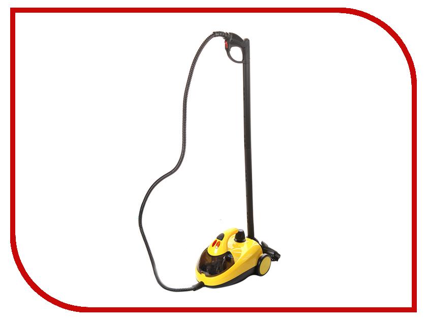Пароочиститель Kitfort KT-908-2 Yellow пароочиститель kitfort кт 908 3 оранжевый черный