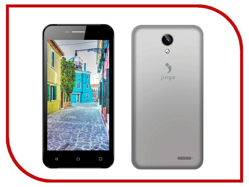 Сотовый телефон Jinga A500 4G Grey<br>