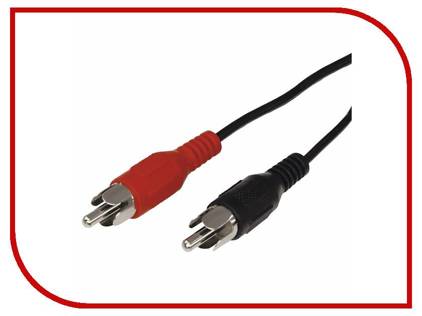 Аксессуар Rexant 2RCA - 2RCA 1.5m 17-0103 аксессуар rexant 2rca plug 2rca plug 3m 17 0145