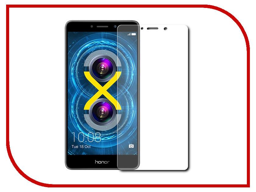 Аксессуар Защитное стекло Huawei Honor 6X LuxCase 0.33mm 82133 аксессуар защитное стекло highscreen ice 2 luxcase 0 33mm 82044