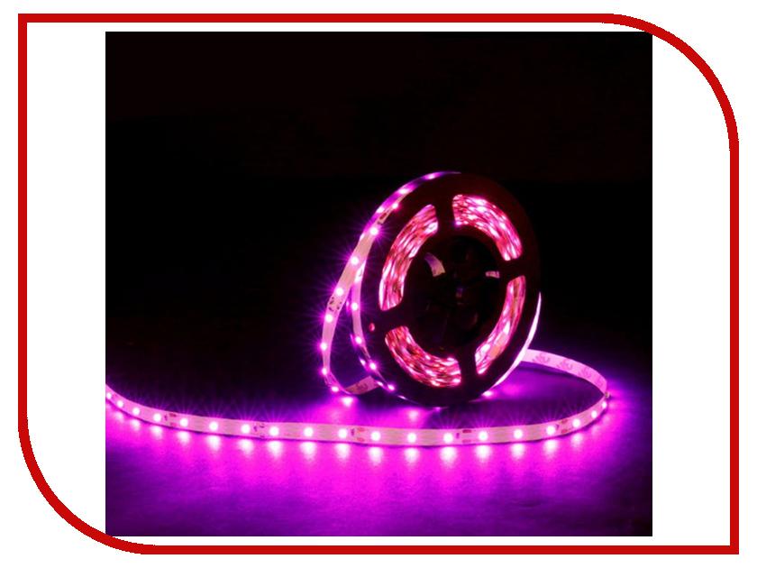 Светодиодная лента Neon-Night SMD 3528 60led/m 12V 5m IP23 Pink 141-337