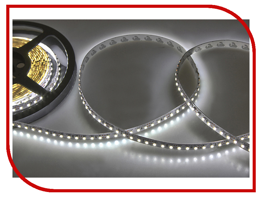 Светодиодная лента Neon-Night SMD 3528 120led/m 12V 5m IP23 White 141-395