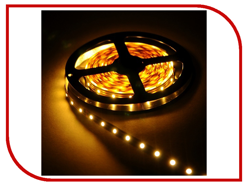 Светодиодная лента Neon-Night SMD 5050 60led/m 12V 5m IP23 Warm White 141-466