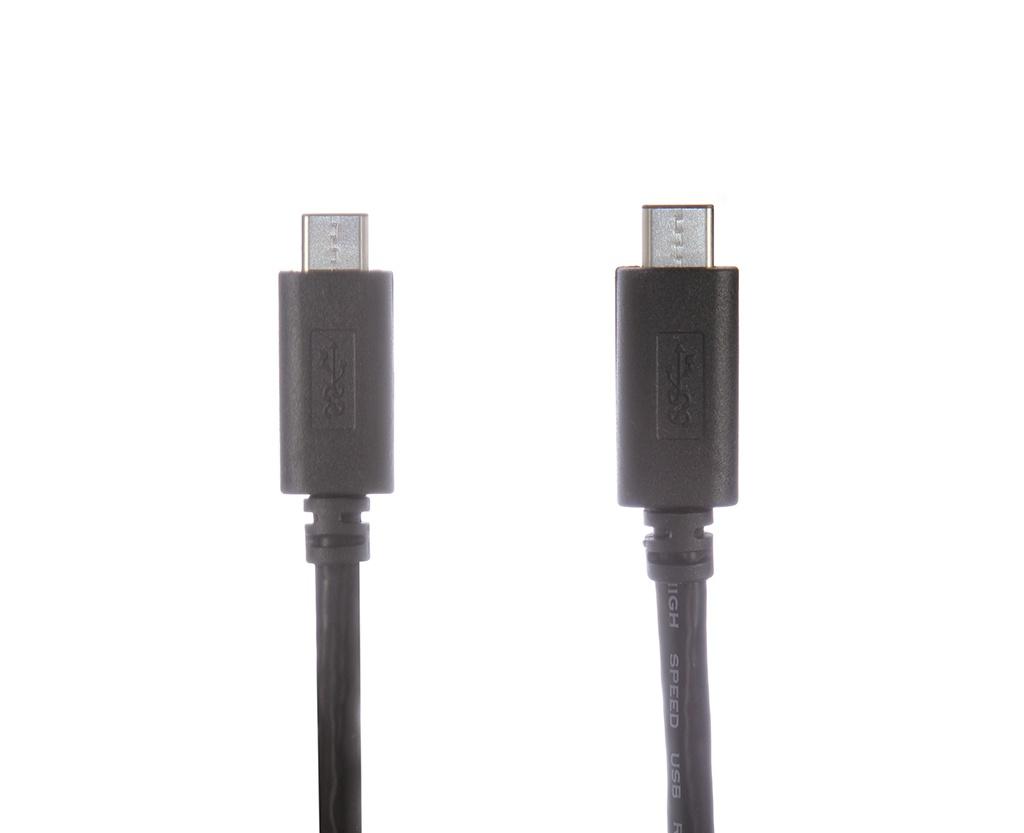 Аксессуар Gembird Cablexpert USB 3.1 Type-C/USB Type-C 1m CCP-USB3.1-CMCM-1M