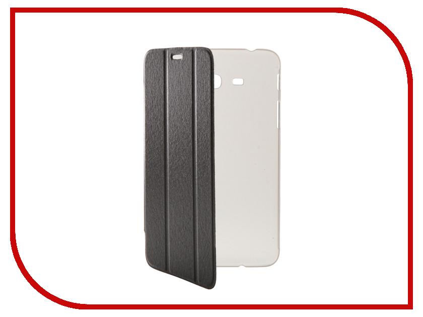 Аксессуар Чехол Samsung Galaxy Tab 3 7.0 Lite SM-T116 Cojess TransCover Black<br>