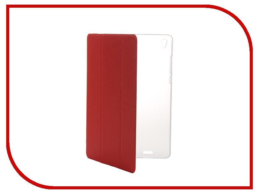 Аксессуар Чехол Xiaomi MiPad 7.9 Cojess TransCover Red