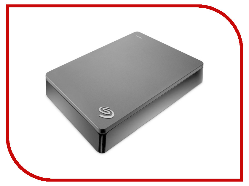 Жесткий диск Seagate Backup Plus 5Tb Black STDR5000200 жесткий диск 5tb seagate enterprise capacity 3 5 hdd st5000nm0024