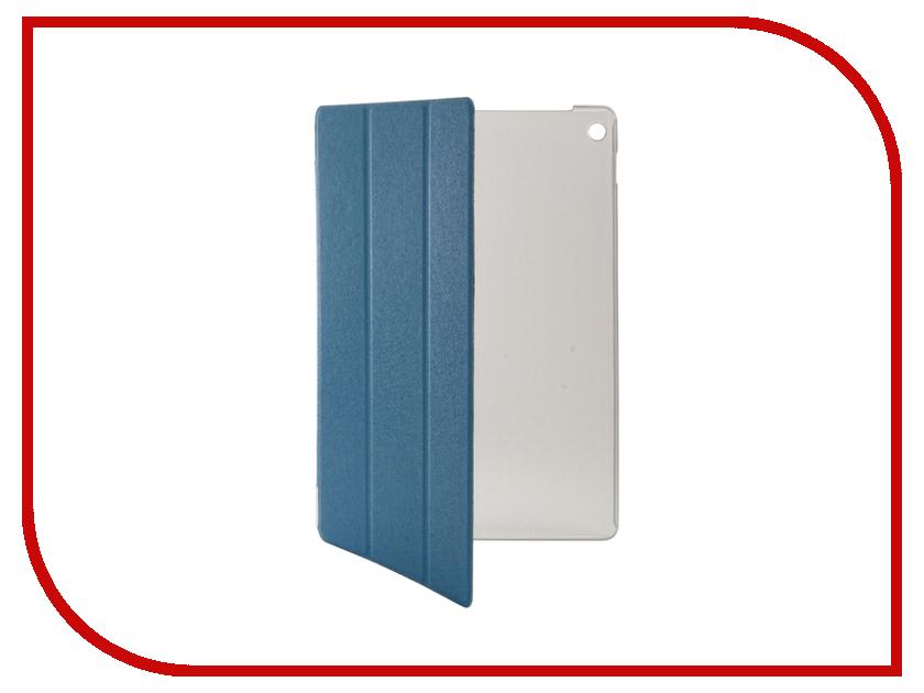 Аксессуар Чехол ASUS ZenPad 10 Z300CG Cojess TransCover Light Blue