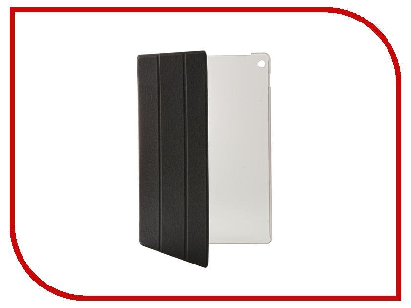Аксессуар Чехол ASUS ZenPad 10 Z300CG Cojess TransCover Black чехол для asus zenpad z170c asus tricover полиуретан черный