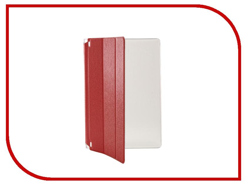 Аксессуар Чехол Lenovo Yoga Tablet 3 8.0 Cojess TransCover Red