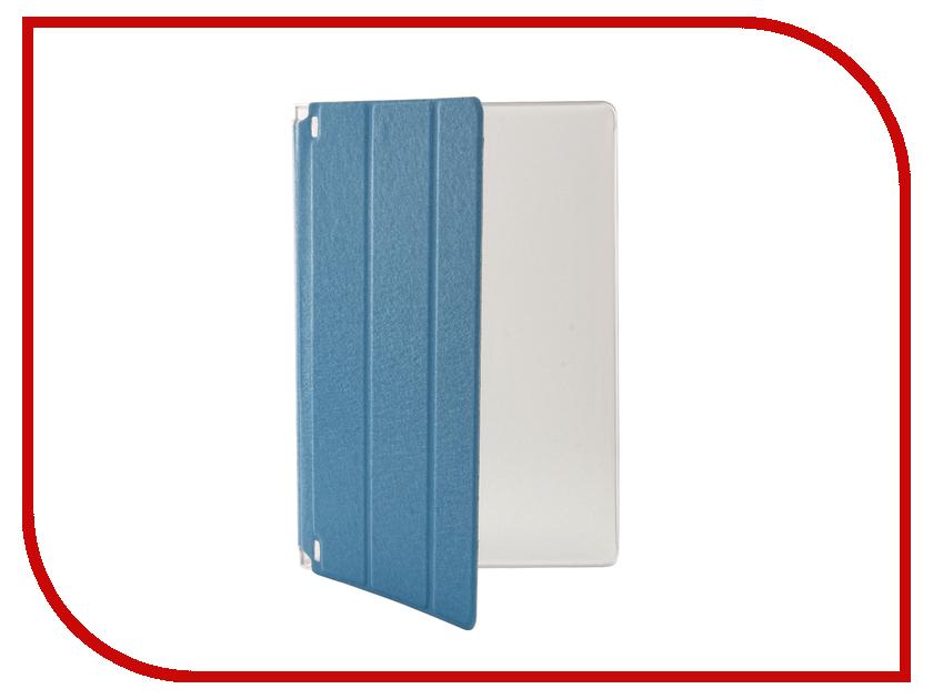 Аксессуар Чехол Lenovo Yoga Tablet 3 8.0 Cojess TransCover Light Blue