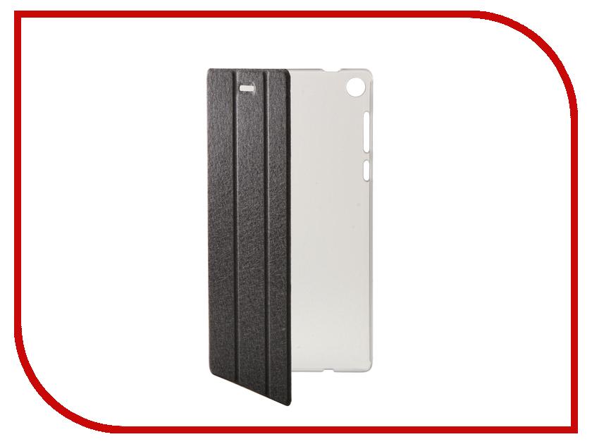 Аксессуар Чехол Lenovo Tab 3 730X 7.0 Cojess TransCover Black
