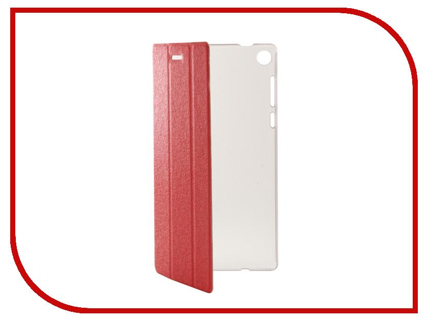 Аксессуар Чехол Lenovo Tab 3 730X 7.0 Cojess TransCover Red