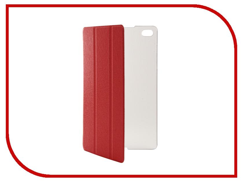 Аксессуар Чехол Huawei MediaPad M2 8.0 Cojess TransCover Red