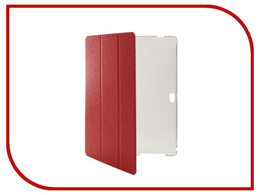 Аксессуар Чехол Huawei MediaPad M2 10.0 Cojess TransCover Red huawei m2 801l