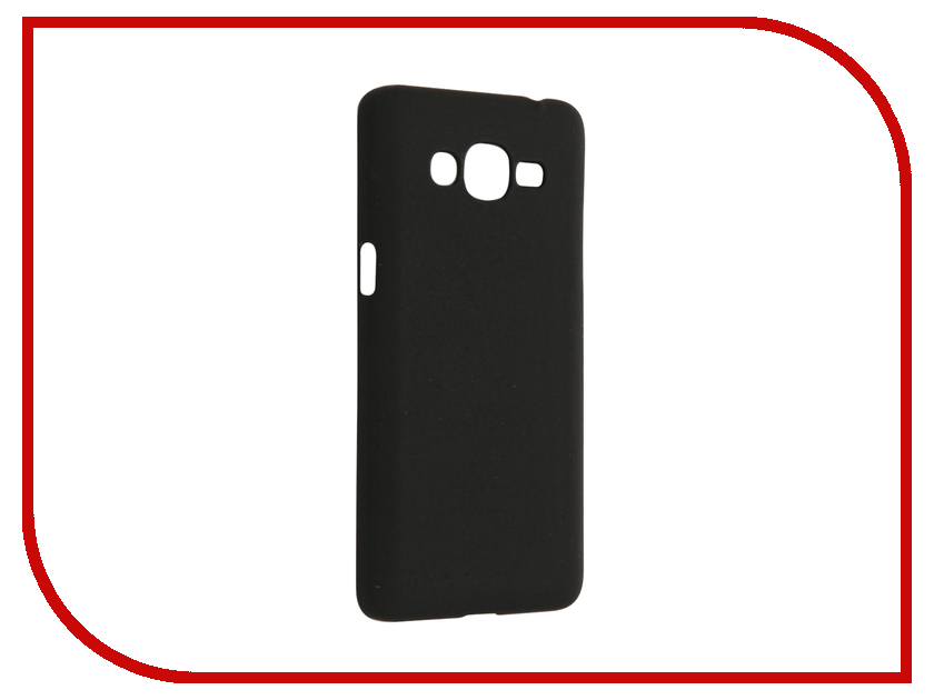 Аксессуар Чехол Samsung Galaxy J2 Prime SkinBox 4People Black T-S-SGJ2P-002 skinbox prime 0 3mm 2 5d iphone 6 sp 134
