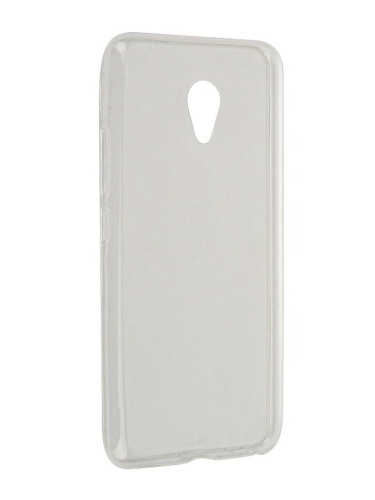 Аксессуар Чехол SkinBox для Meizu M5 Note Slim Silicone 4People Transparent T-S-MM5N-005 skinbox meizu mx5 skinbox slim silicone 4people для meizu mx5