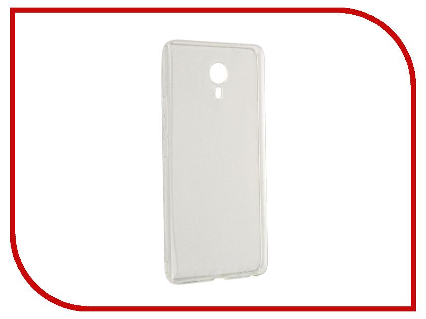 Аксессуар Чехол Meizu M3 Max SkinBox Slim Silicone Transparent T-S-MM3Max-006<br>