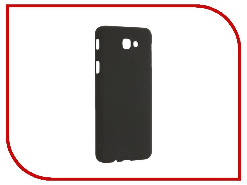 Аксессуар Чехол Samsung Galaxy J5 Prime SkinBox 4People Black T-S-SGJ5P-002<br>
