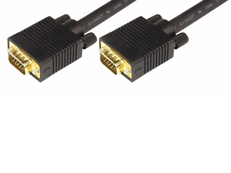 Аксессуар Rexant VGA Plug - 3m 17-5505