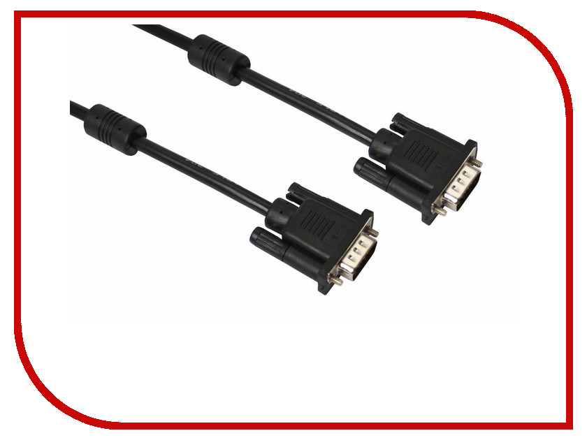 Аксессуар ProConnect VGA Plug - VGA Plug 3m 17-5505-6 точилка index ish001 пластик ассорти
