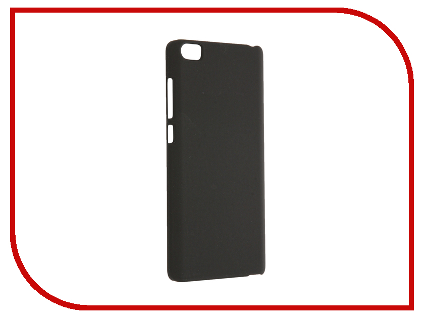 Аксессуар Чехол Xiaomi Mi Note SkinBox 4People Black T-S-XMN-002