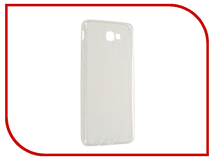 Аксессуар Чехол Samsung SM-G610F/DS Galaxy J7 Prime Zibelino Ultra Thin Case White ZUTC-SAM-J7-PRM-WHT аксессуар чехол samsung galaxy j7 2016 zibelino classico black zcl sam j7 2016 blk
